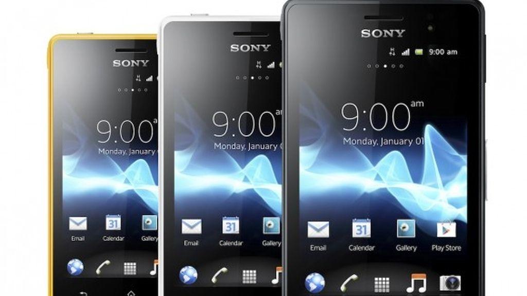 Las nuevas joyas de Sony, el Xperia go y Xperia acro S, que aúnan diseño, durabilidad.