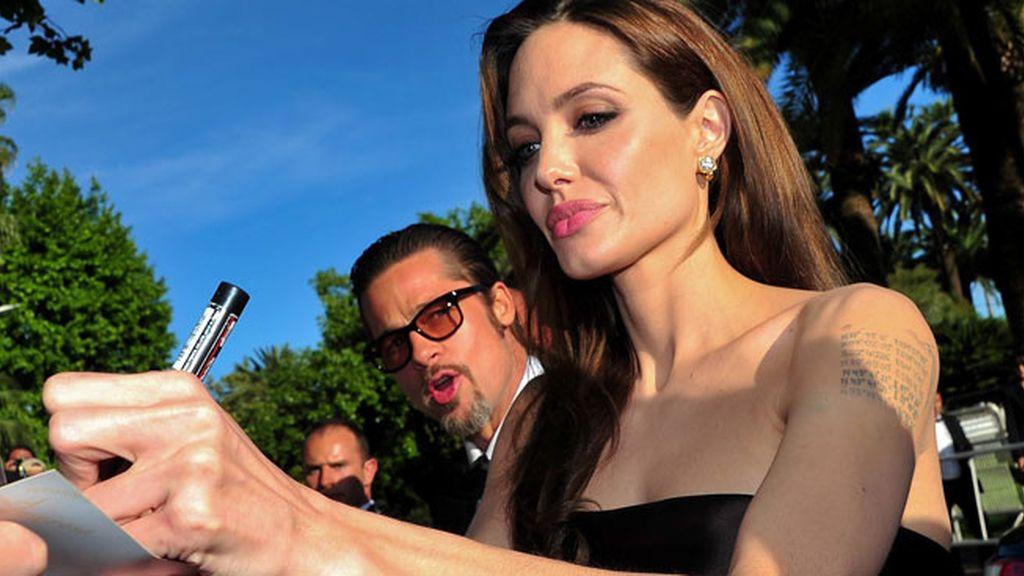 Angelina Jolie, la madraza internacional