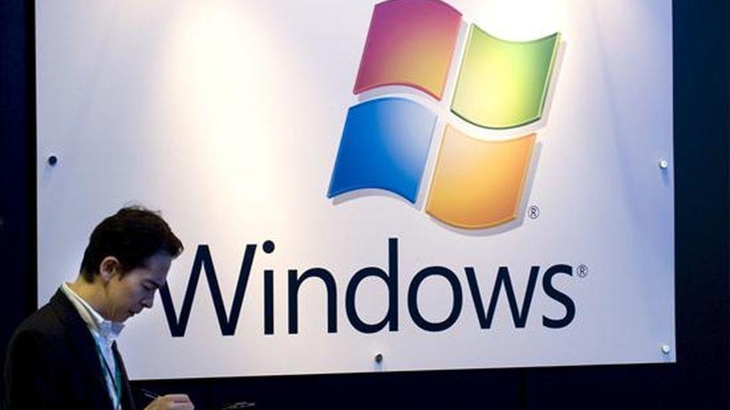 Un 80 por ciento de los netbooks actualmente en el mercado utilizan Windows XP, una versión más antigua, barata y menos rentable para Microsoft que Windows Vista. EFE/Archivo