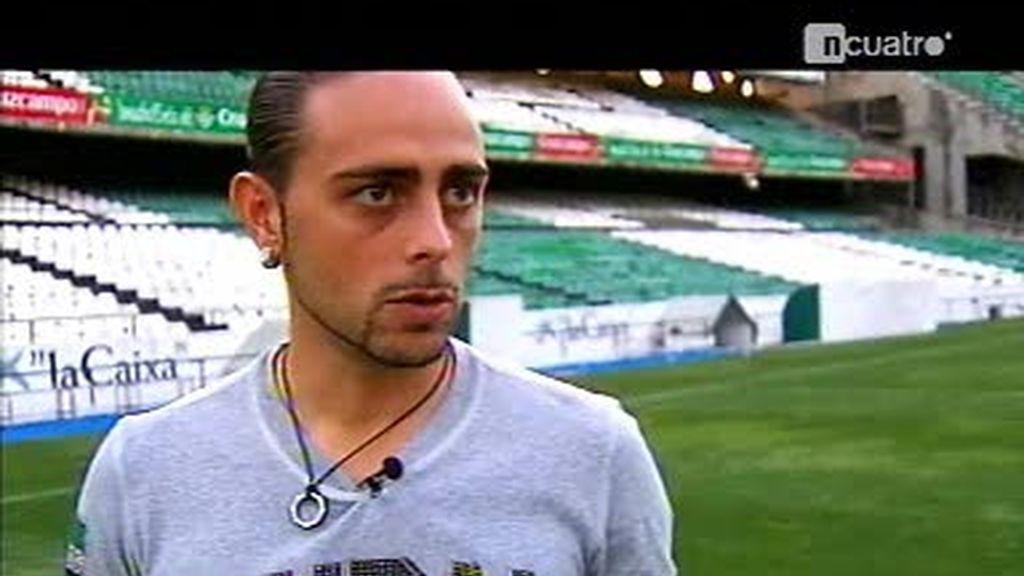 Sergio García quiere cambiar su gafe este año