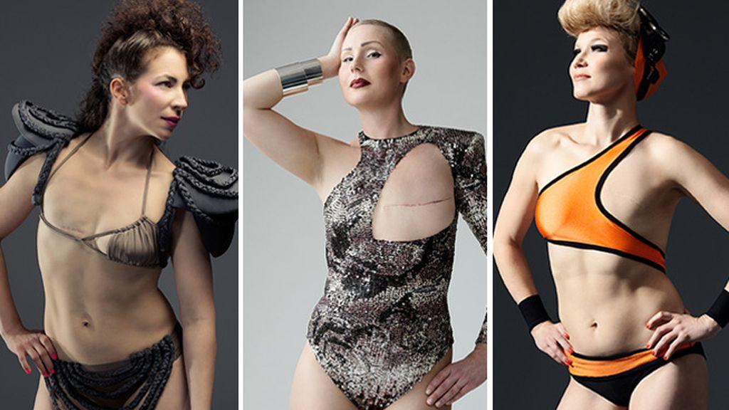 Cómo sentirse sexy después de una mastectomía