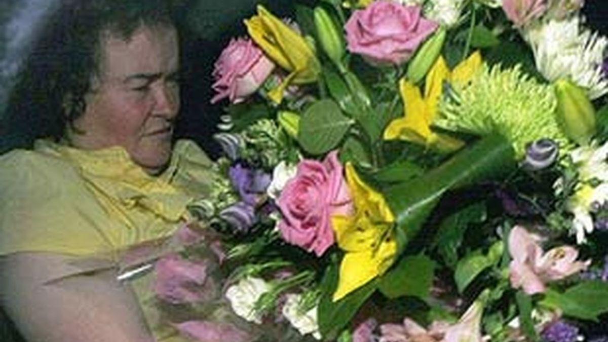 Imagen de archivo de Susan Boyle. Vídeo: Informativos Telecinco