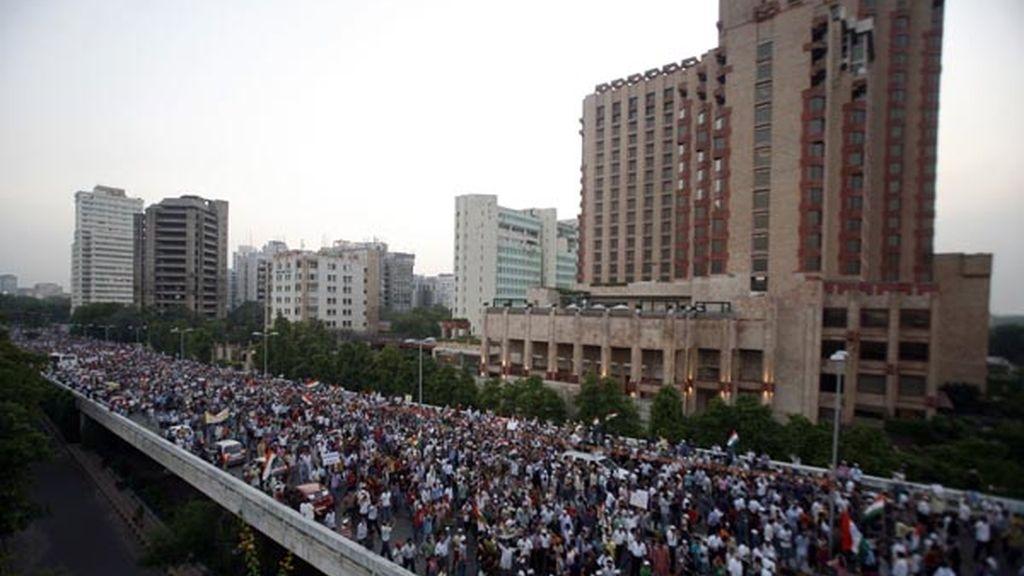 6. Delhi (India) 15.048.000 habitantes