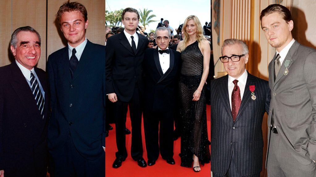 Su idilio con Martin Scorsese