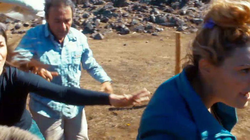 Jennifer agrede a su padre durante una terapia de 'Padres lejanos'