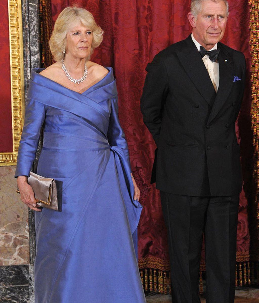 Looks en el España - Inglaterra diplomático