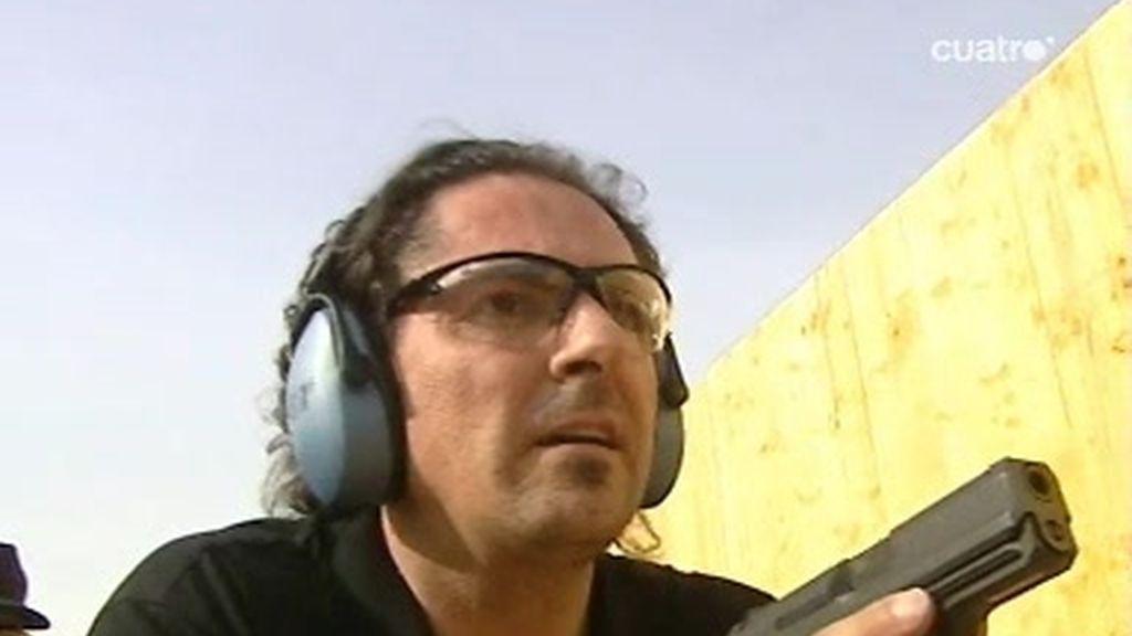 ¿Cómo usar un arma? Exámen para ser instructor de tiro
