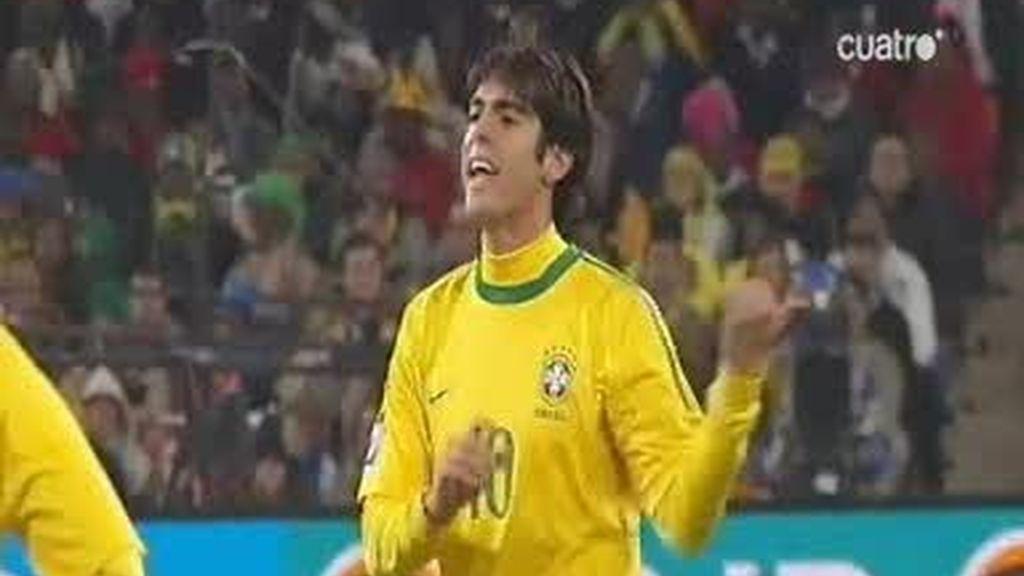 La discutible expulsión de Kaká
