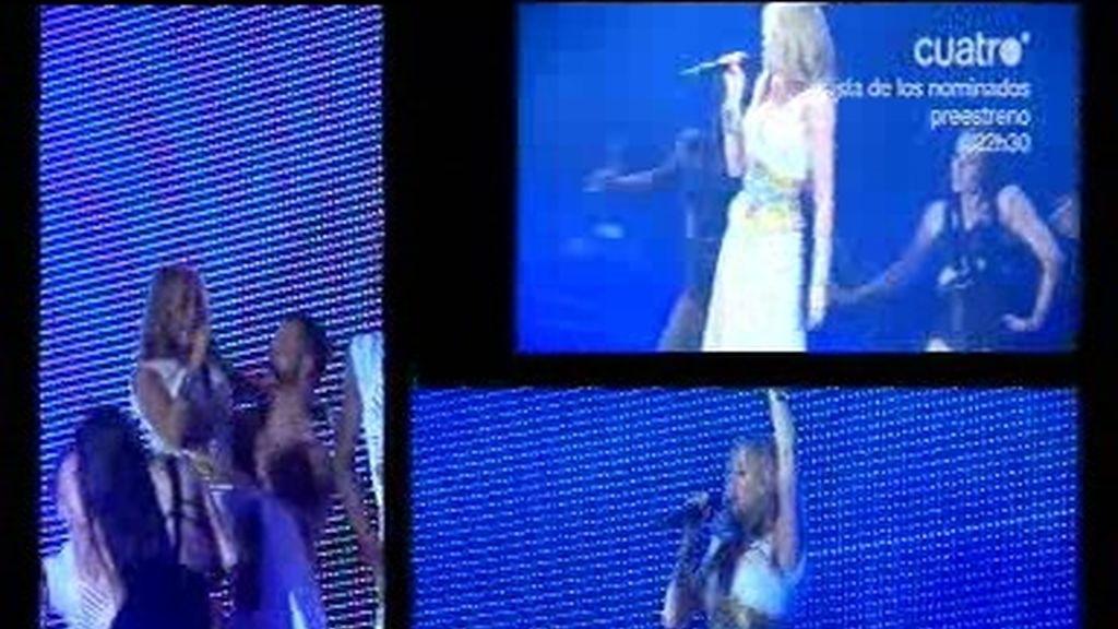 Romina Belluscio nos enseña cómo fue el paso de Kylie Minogue por Madrid