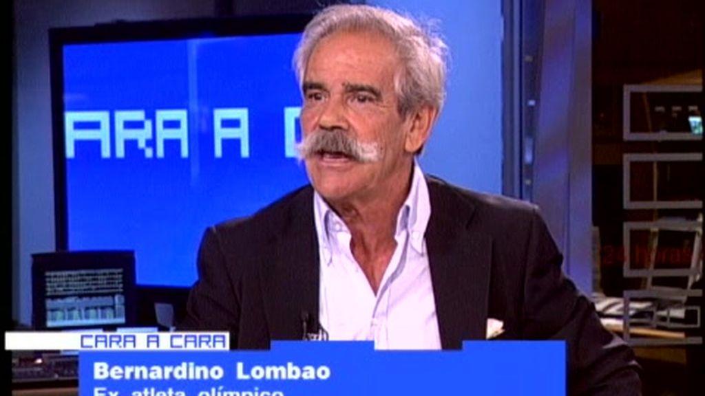 Cara a Cara con Bernardino Lombao