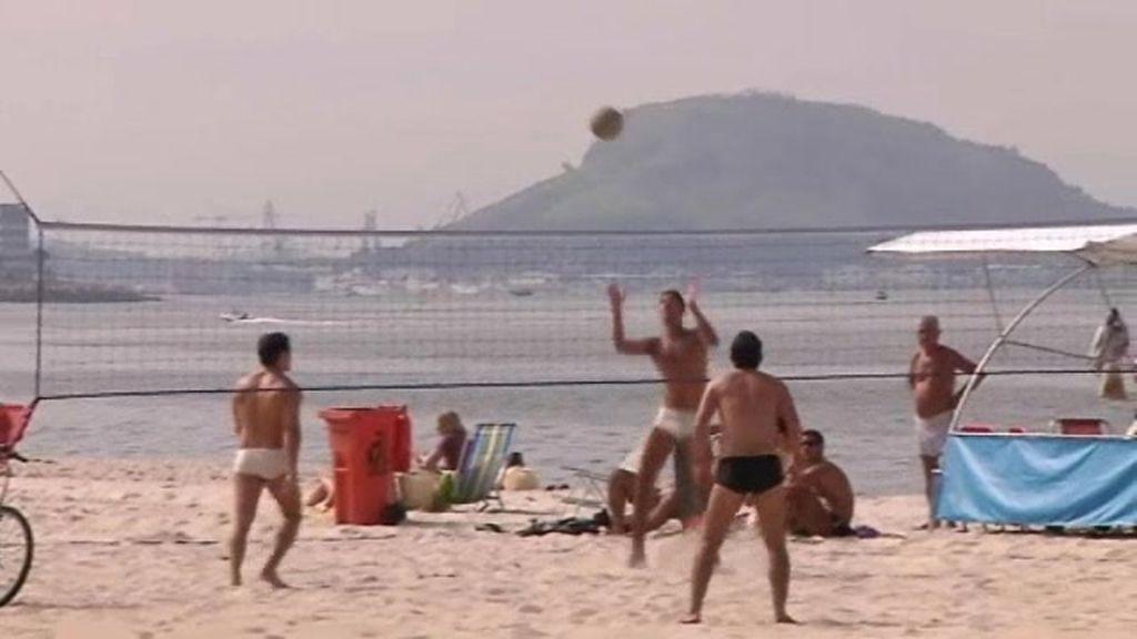 Promo Callejeros Viajeros. Playas de Río de Janeiro