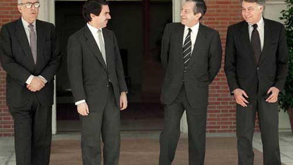 Presidentes de la Democracia