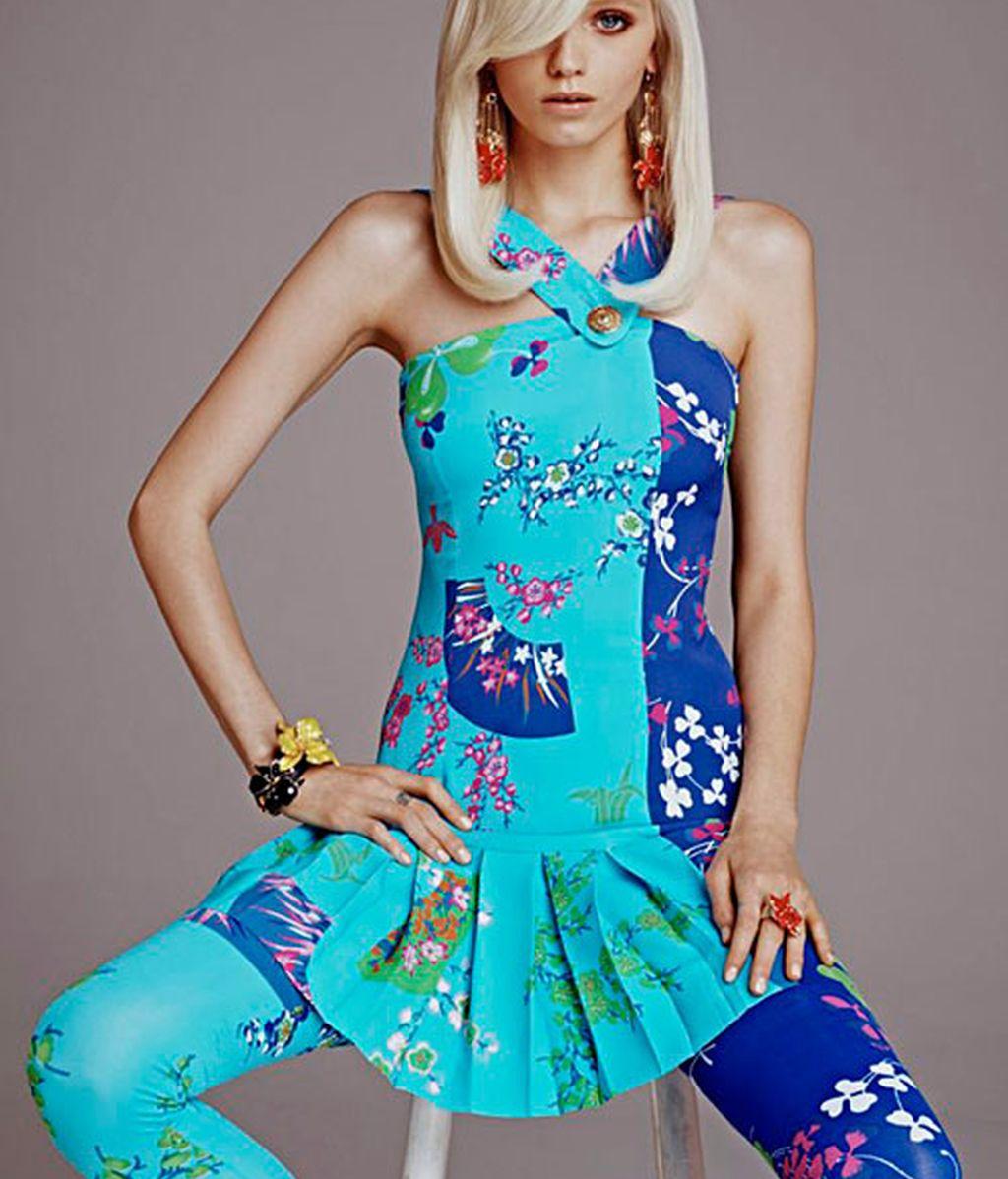 La colección de Versace para H&M