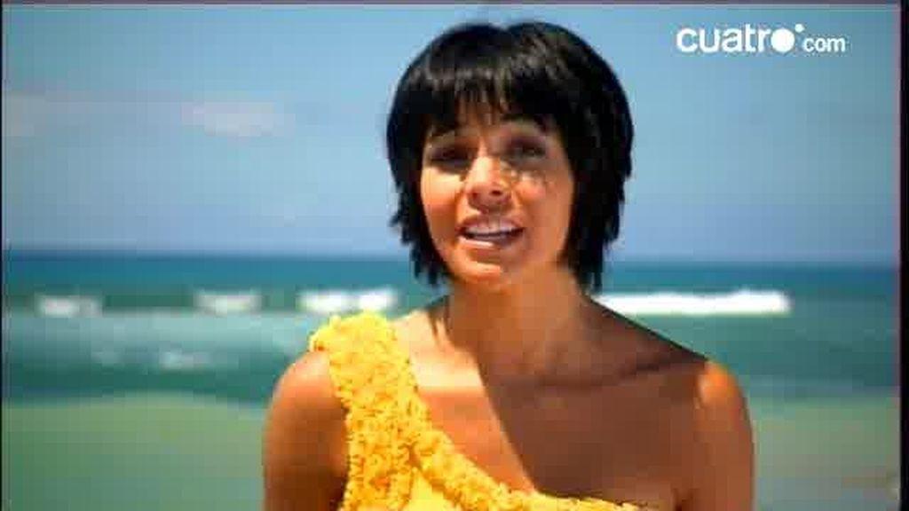 Tercer finalista: Raquel del Rosario