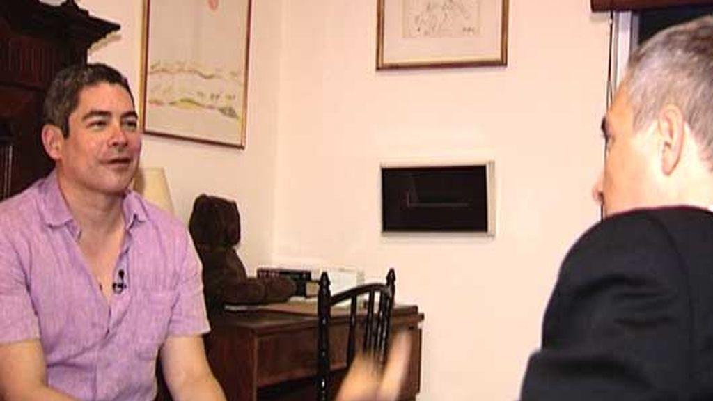 Sardá, de actor a entrevistado