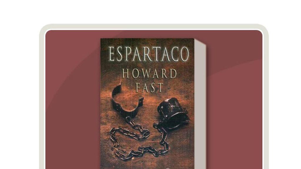 Consigue el libro de Espartaco en la tienda de Cuatro.