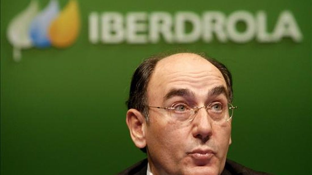 El presidente de Iberdrola, Ignacio Galán. EFE/Archivo