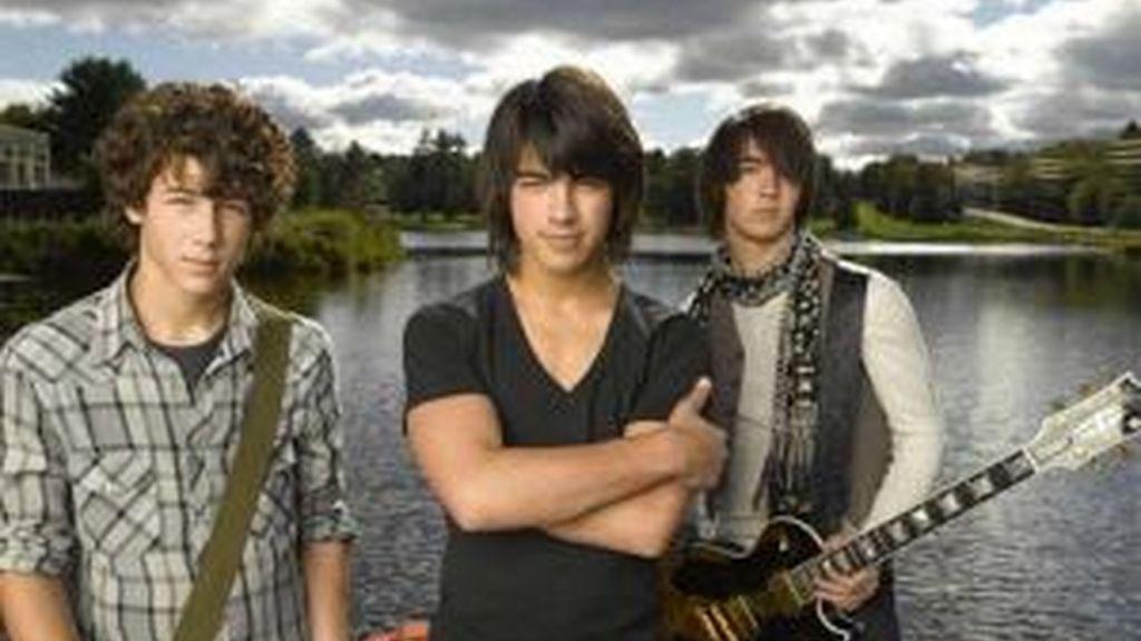 'Jonas Brothers', llenan allí donde tocan.
