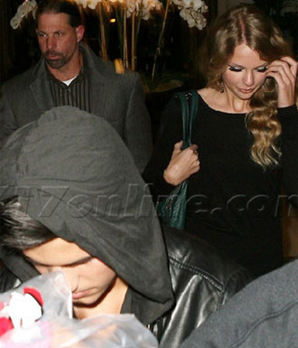 Nueva cita entre Taylor Lautner y Taylor Swift