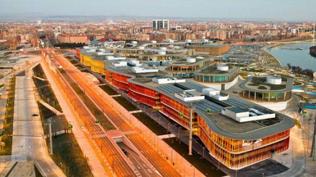 Formula 1,E-Prix,Zaragoza