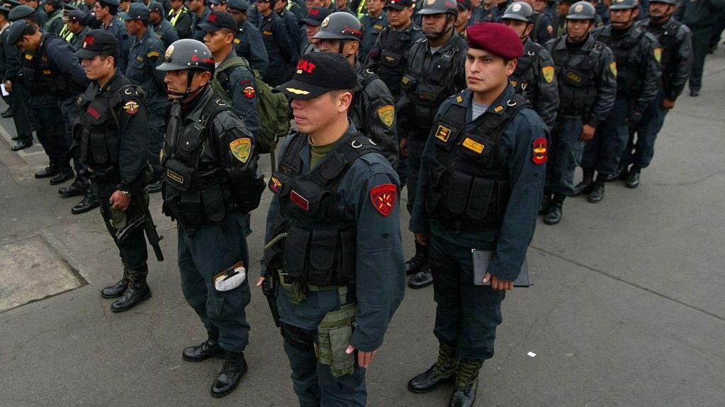Policia Nacional de Perú