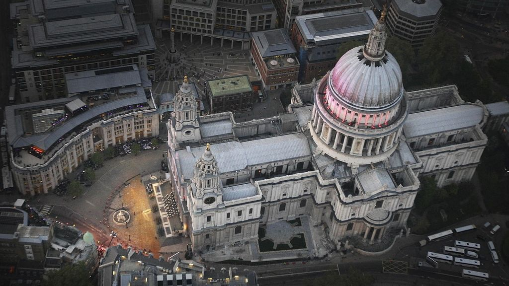 Catedral de San Pablo, Londres
