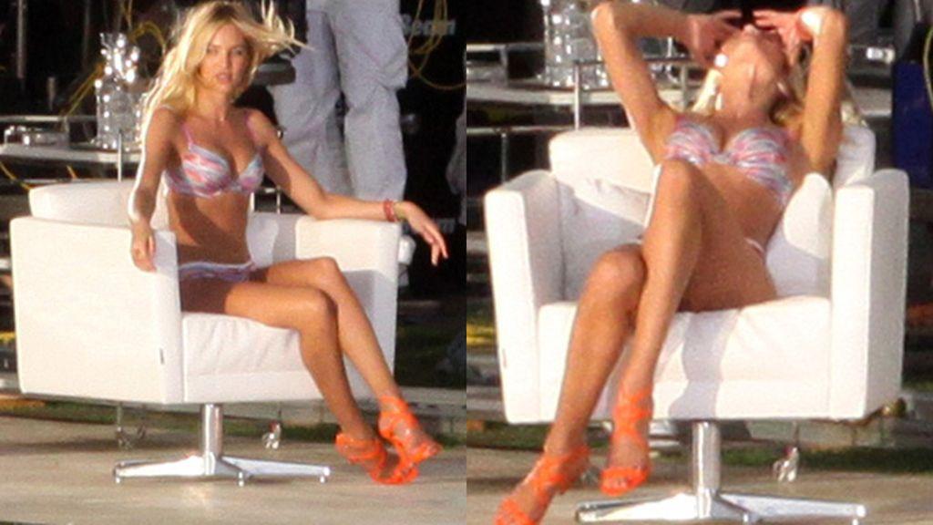 Los encantos de los ángeles de Victoria Secret
