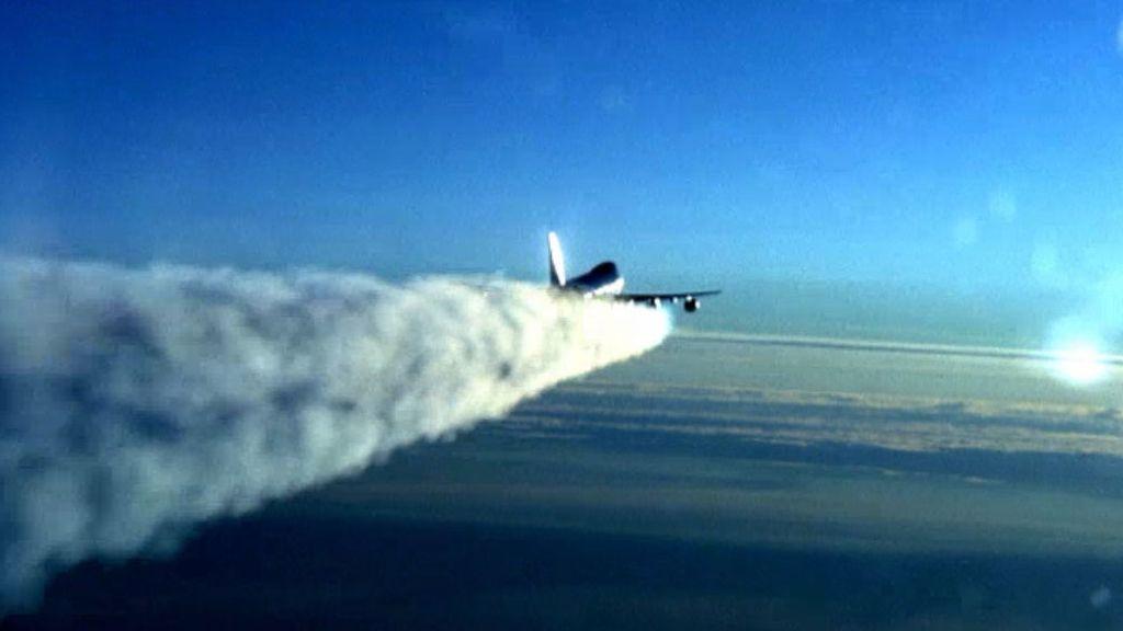 El secreto de las nubes: Los chemtrails
