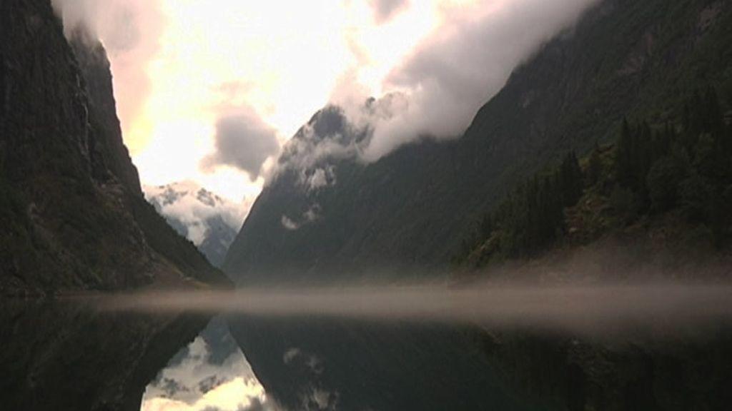 Espectacular paisaje