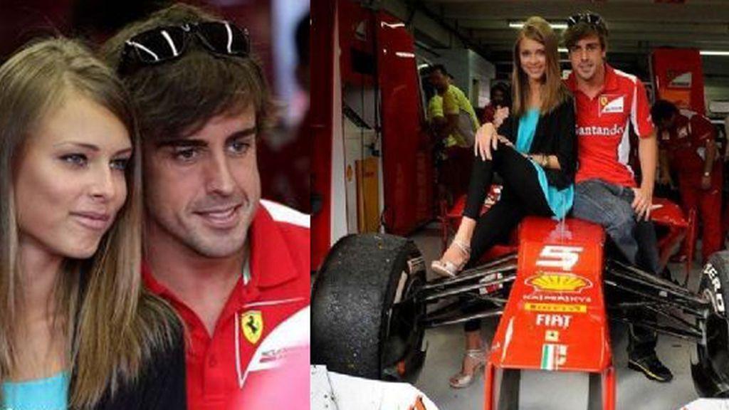 La novia de Alonso