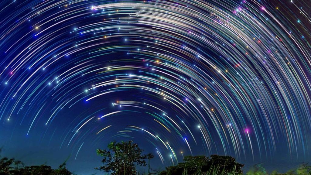 El baile de las estrellas
