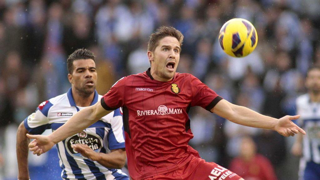 El Deportivo gana al Mallorca 1-0. Foto: EFE