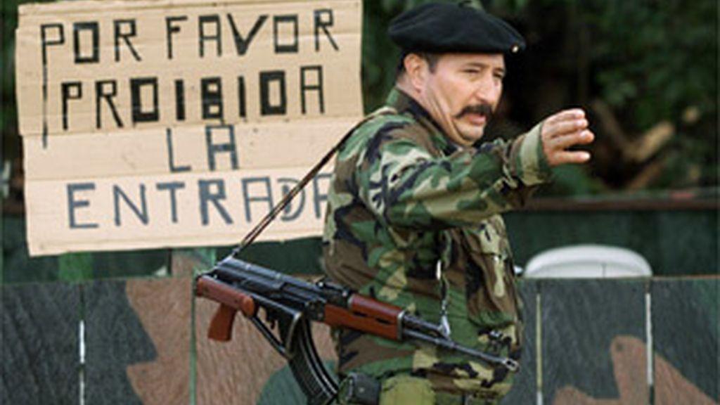 Mono Jojoy, el FARC muerto