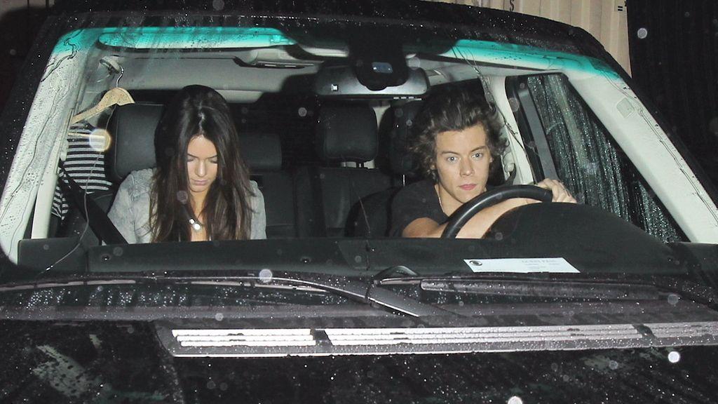 Kendall y Harry obsesionados con su relación