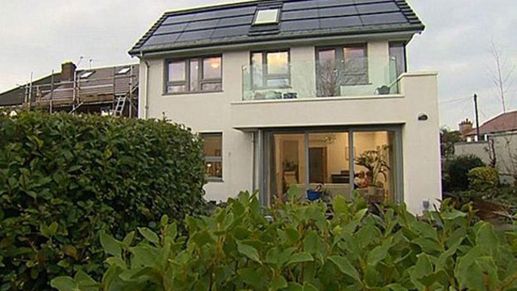 La casa que funciona con apenas 20 euros al año de gasto energético