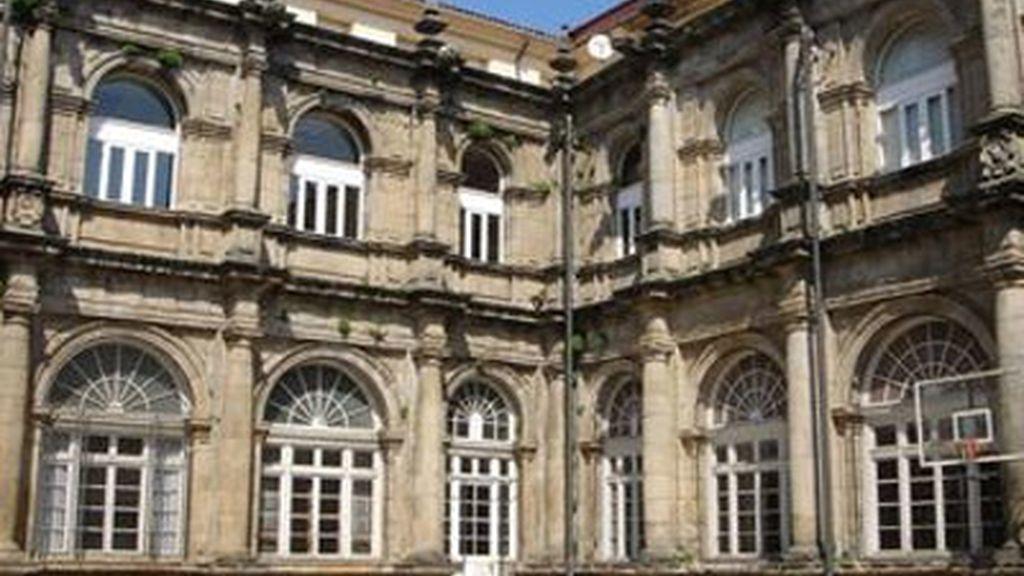 Colegio Mayor San Agustín de Santiago