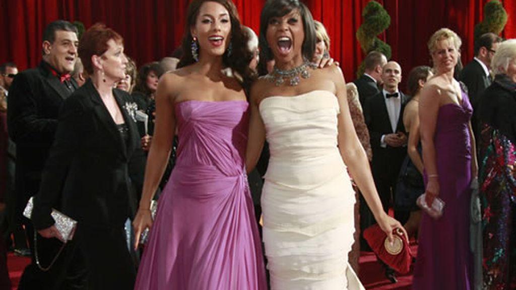 Alicia Keys y Taraji P. Henson