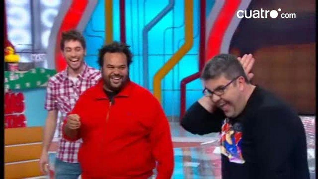 El  'tontijuego' con Carlos Jean