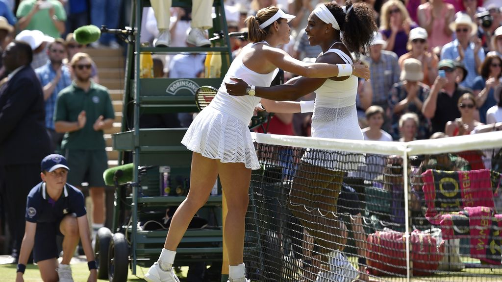 Final de Wimbledon femenina