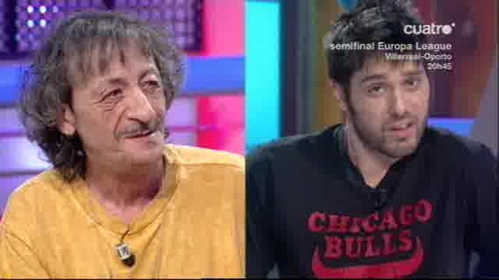 Eduardo Gómez vs Dani Martínez