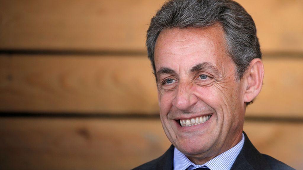 Sarkozy oficializa su candidatura para las elecciones presidenciales de 2017