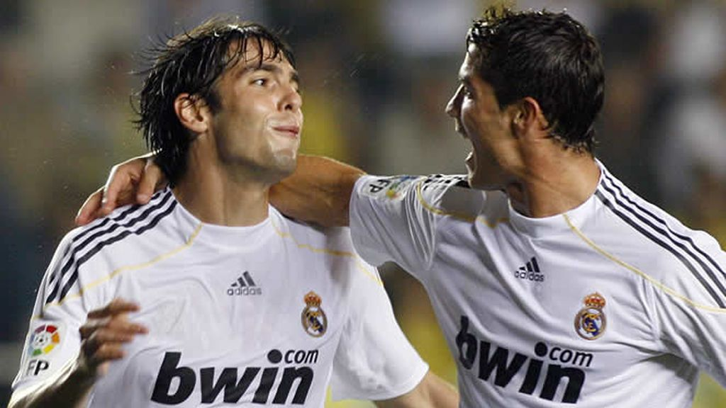 El Real Madrid suma tres nuevos puntos