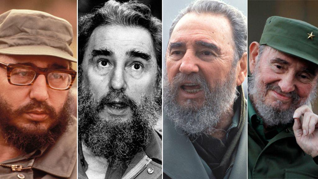 Fidel Castro, el dictador que lideró la Revolución Cubana