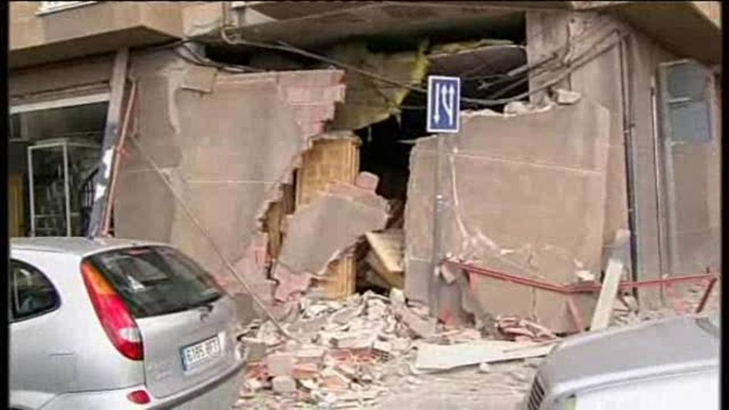 Terremotos en Lorca