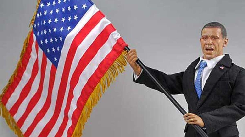 El Obama más patriótico