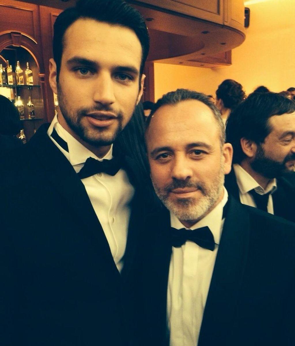 Jesus Castro y Javier Gutiérrez