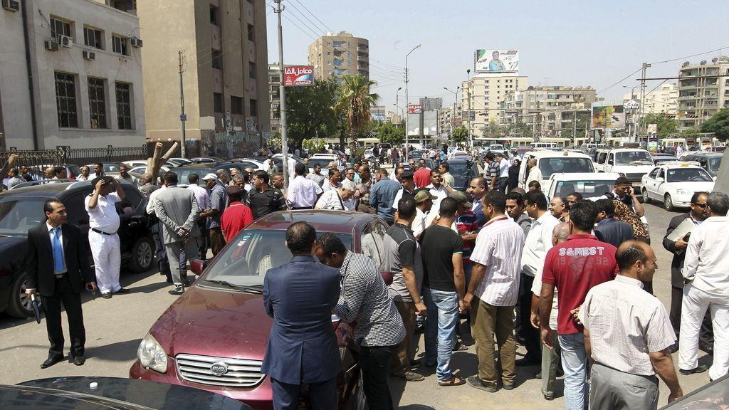 Ola de explosiones en Egipto
