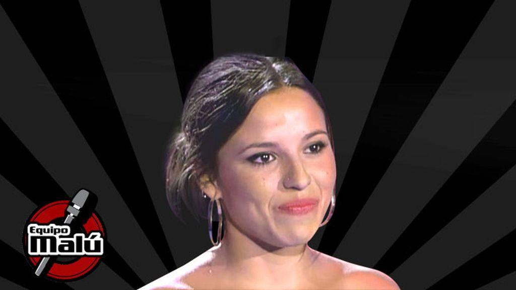 Los artistas de 'La Voz' (Expulsada)