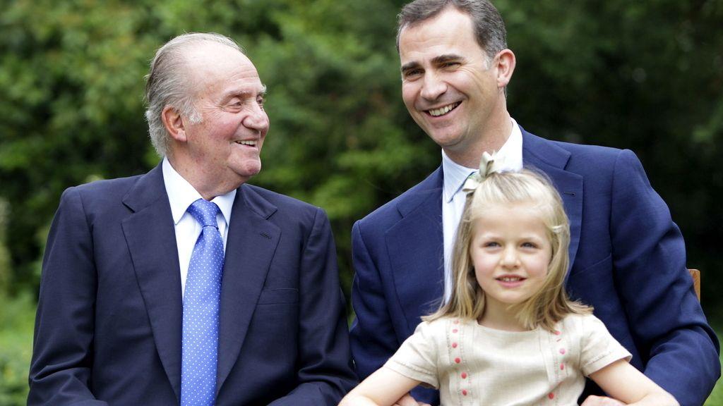 La Infanta Leonor recibirá formación militar para ser la futura jefa suprema de las Fuerzas Armadas