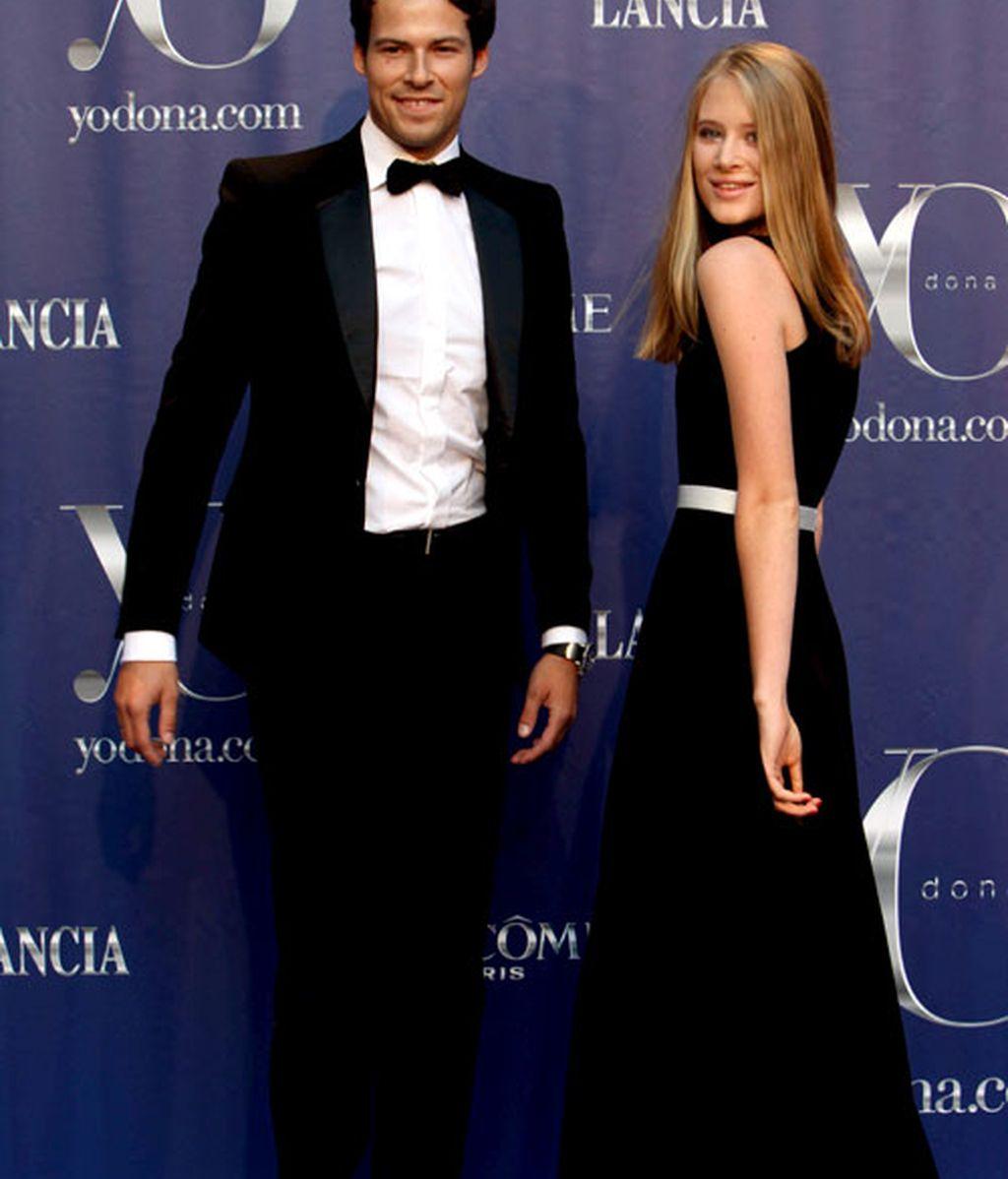 Modelazos en los premios Yo Dona